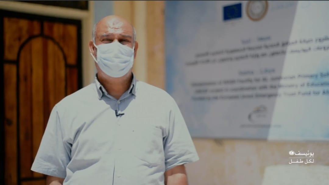 مراقب التعليم ببلدية سبها النعاس مفتاح