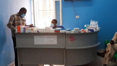 """صورة عيادة مجانية تجوب """"بنت بية"""" للتخفيف عن المرضى"""