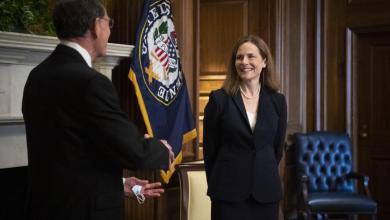 صورة الديمقراطيون يقاطعون التصويت على تعيين قاضية المحكمة العليا