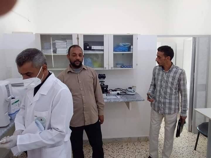 درنة.. ضبط مخالفات في مركز صحي بمنطقة الفتائح