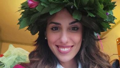 صورة طالبة إيطالية تقدم أطروحة تخرج من وحي إصابتها بكورونا