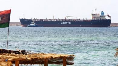 صورة ميناءا السدرة والزاوية يستعدان لشحن كميات من النفط الخام