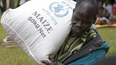 صورة أكثر من 1.7 مليار دولار جمعتها الأمم المتحدة لملايين الجوعى في غرب أفريقيا