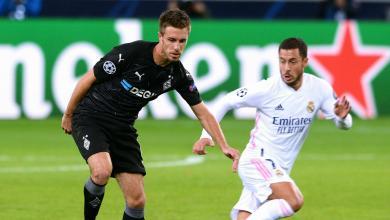 صورة ريال مدريد يبسط خبرته الأوروبية ويعود بتعادل ثمين أمام مونشنغلادباخ