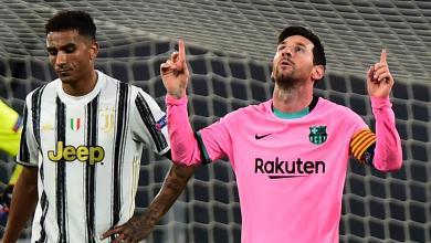 """صورة """"برشلونة"""" يعطّل """"يوفنتوس"""" في دوري الأبطال"""