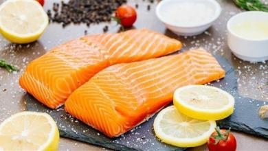 صورة سمك السلمون ضروري لصحة القلب.. إليك الأسباب