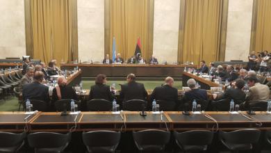 صورة كتلة نواب برقة بالبرلمان تطالب الالتزام باتفاق وقف إطلاق النار