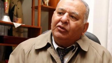 صورة وفاة عضو المؤتمر الوطني السابق جمعة السايح بسبب كورونا