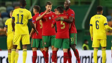 صورة البرتغال تواصل عروضها القوية في دوري الأمم الأوروبية