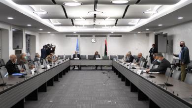 صورة الخارجية الإماراتية ترحب باتفاق وقف إطلاق النار في ليبيا