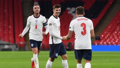 صورة إنجلترا تتصدر مجموعتها بفوزها على بلجيكا