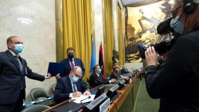 """صورة أبوغيط يصف الاتفاق الليبي بـ """"الإنجاز الوطني الكبير"""""""