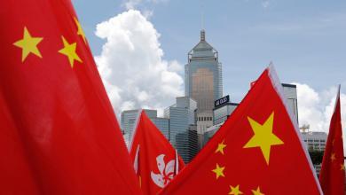 """صورة بكين تتوعدّ واشنطن بالدفاع الحازم عن """"وحدة أراضيها"""""""