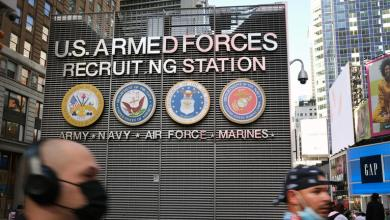 """صورة 70 ألف مصاب بـ""""كورونا"""" في صفوف وزارة الدفاع الأمريكية"""