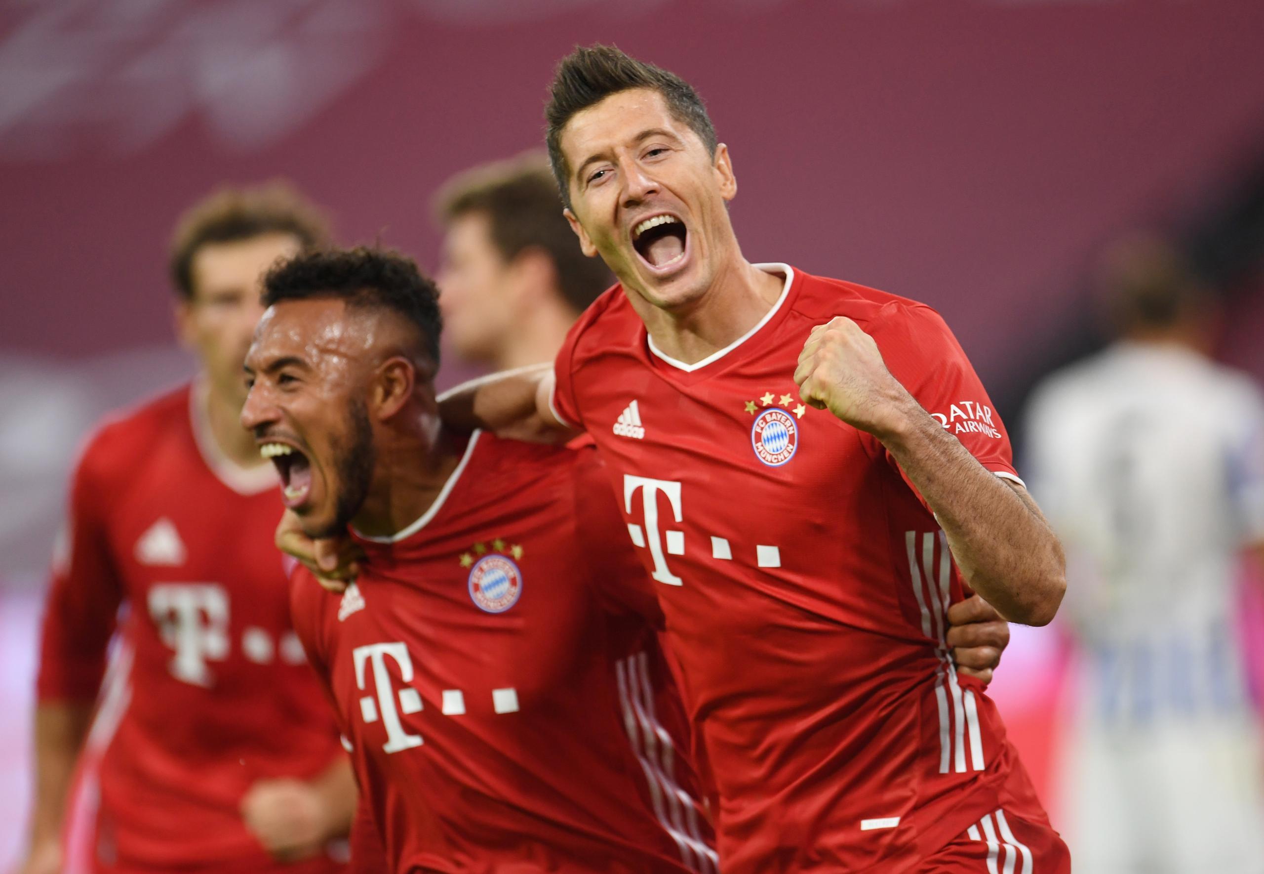 Hertha Bsc Bayern MГјnchen 2021