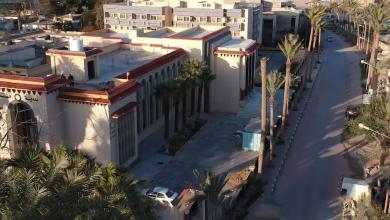 صورة آخر تطورات الوضع الوبائي في بلدية الخمس