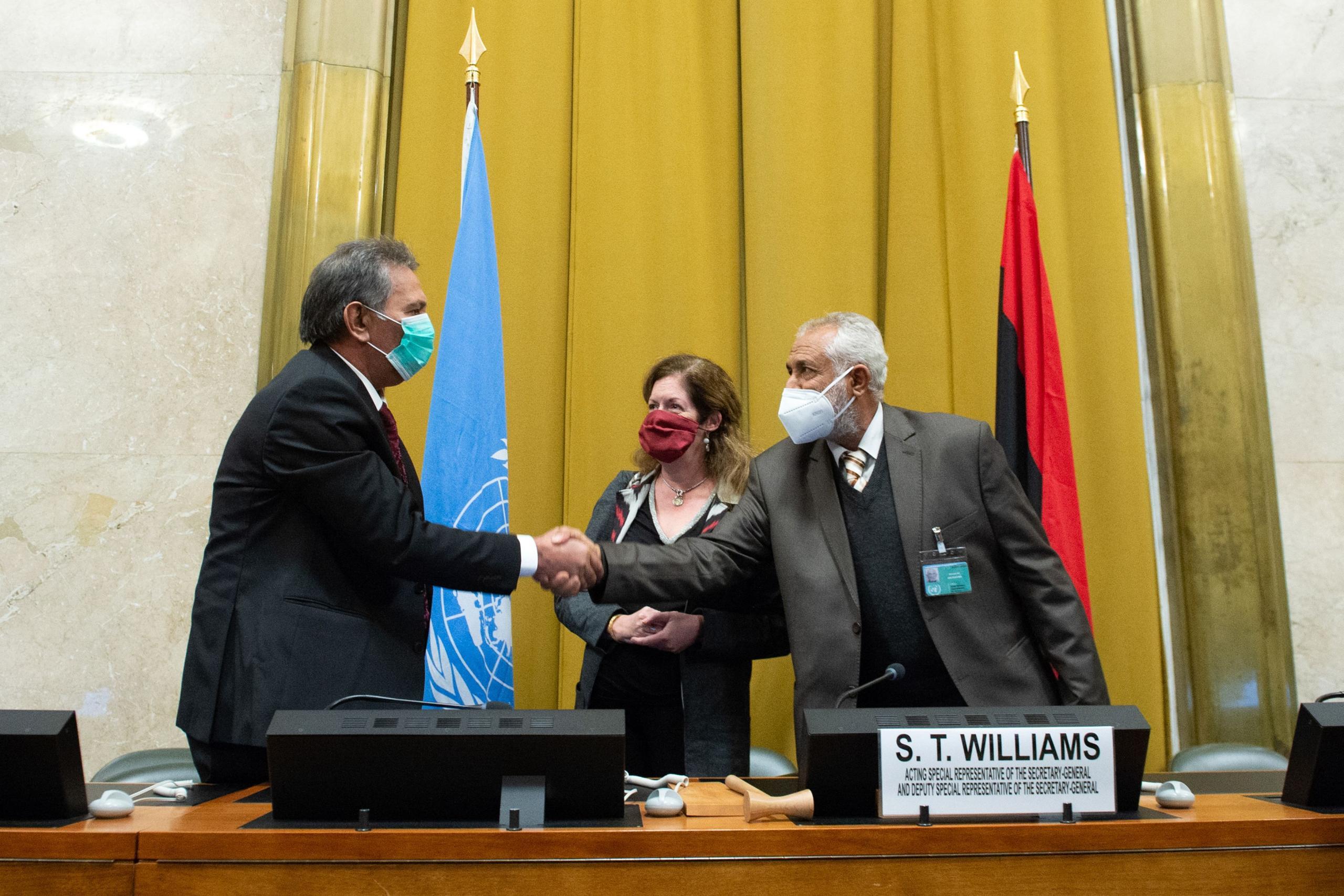 مجلس التعاون الخليجي يرحب بتوقيع الاتفاق الليبي