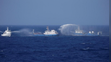 صورة اليابان تتهم الصين بالتعدي على مياهها الإقليمية