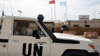 """صورة معبر تجاري حيوي يفجّر التوترات بين المغرب و""""البوليساريو"""""""