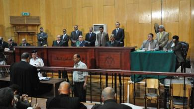 """صورة مصر.. تأجيل محاكمة المتهمين بقضية """"التخابر مع ليبيا"""""""