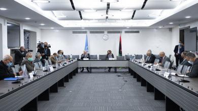 """صورة لجنة """"5+5"""" العسكرية تجتمع للمرة الأولى في ليبيا.. قريبًا"""