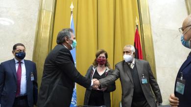"""صورة ترحيب دولي كبير بـ""""اتفاق جنيف"""" الليبي"""