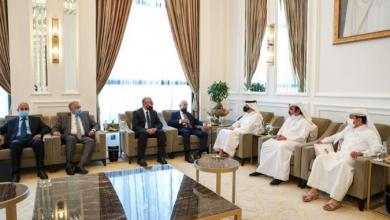 صورة حكومة الوفاق توقع اتفاقية أمنية مع قطر