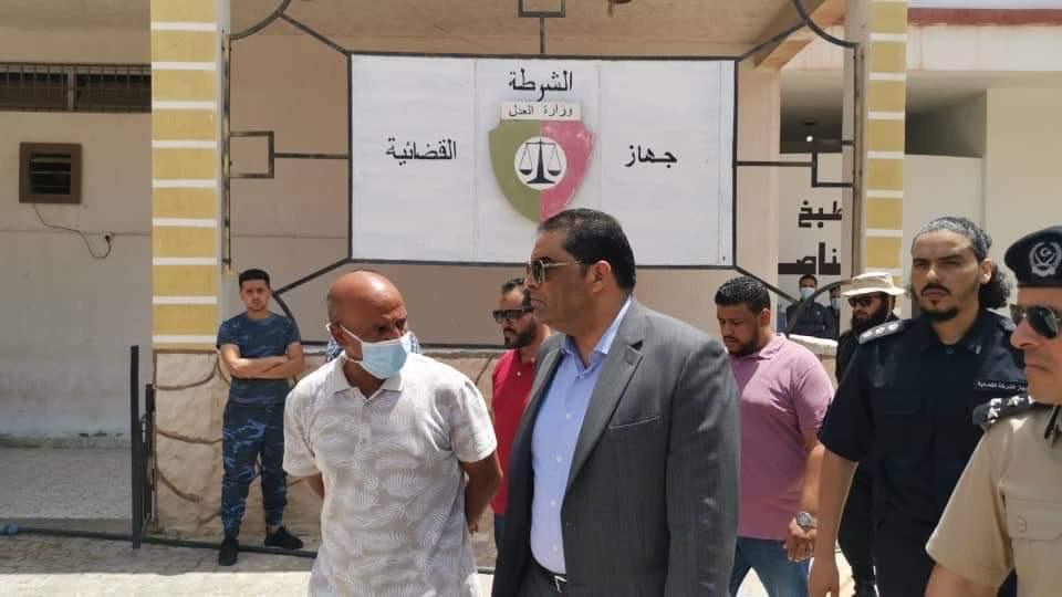 """وزير العدل بحكومة الوفاق محمد لملوم -""""أرشيفية"""""""