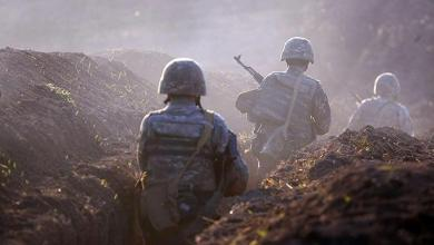 """صورة في مواجهة جيش أذربيجان.. أرمينيا تلجأ إلى """"كتيبة نسائية"""""""