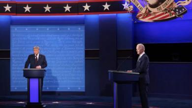 """صورة لجنة المناظرات: المواجهة الثانية بين المرشحين """"افتراضية"""".. و""""ترامب"""" يرفض"""