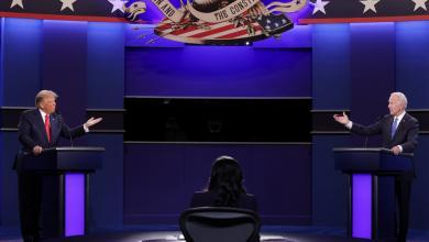 صورة الفساد وكورونا عنوان المناظرة الأخيرة بين ترامب وبايدن