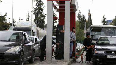 """صورة إيران تهب لنجدة سوريا من """"أزمة البنزين"""""""