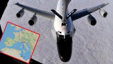 صورة نشاط جوي للقوات الأميركية قرب ليبيا.. إشارات لتركيا؟