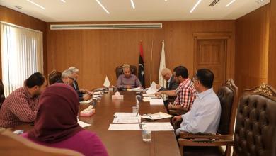 """اللجنة المختصة لعمل """"المكب العام"""" ببنغازي تنهِ أعمالها"""