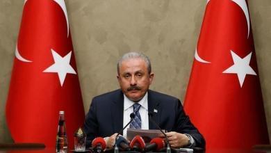رئيس البرلمان التركي مصطفى شنطوب- إرشيفية