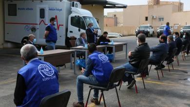 بلدية سوق الجمعة تستلم عيادة متنقلة من منظمة الهجرة الدولية