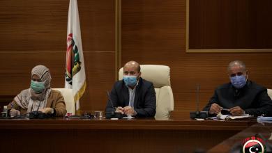 اجتماع وزارة الصحة مع الشركات الموردة ضمن برنامج الإمداد الطبي