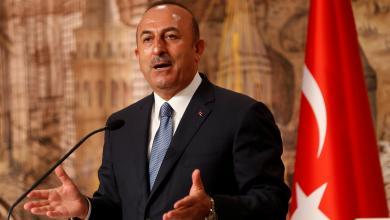 وزير الخارجية التركي مولود أوغلو- إرشيفية