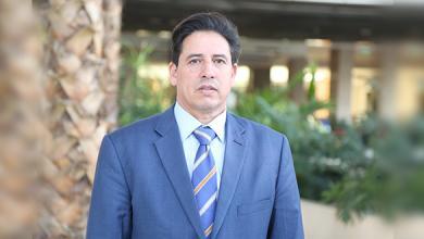 يوسف العقوري- رئيس لجنة الشئون الخارجية بالبرلمان الليبي