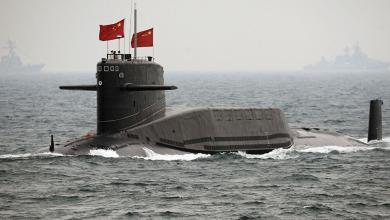 """الغواصة الصينية المأهولة """"فندوتشه"""""""