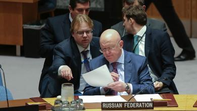 منندوب روسيا في مجلس الأمن- إرشيفية