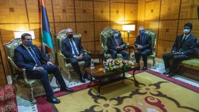 لقاء مشترك جمع وزراء الداخلية والخارجية لمالطا وحكومة الوفاق