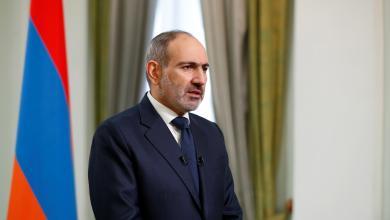 """رئيس وزراء أرمينيا نيكول باشينيان ينجو من محاولة اغتيال -""""رويترز"""""""