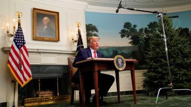 الرئيس الأميركي دونالد ترامب يحدد موعد توزيع لقاح كورونا