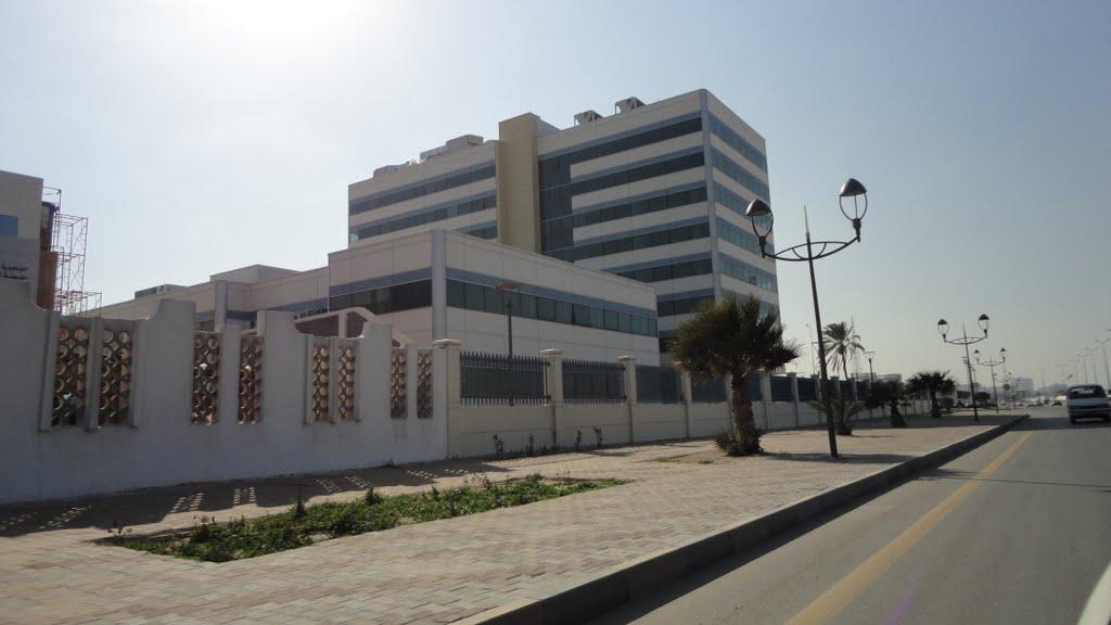 """مستشفى السكري والغدد الصماء في مدينة طرابلس-""""أرشيفية"""""""