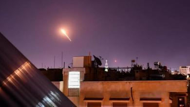 قصف إسرائيلي على دمشق يسفر عن 3 قتلى في صفوف الجيش السوري