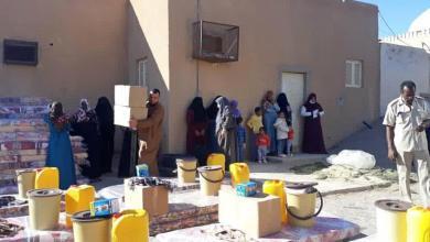 """""""الشؤون الإنسانية"""" تدعم 69 امرأة ليبية المتزوجات من أجانب"""