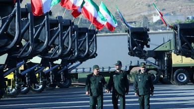 """الحرس الثوري الإيراني - """"أرشيفية"""""""