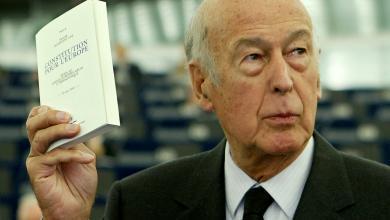 الرئيس الفرنسي الأسبق فاليري جيسكار ديستان ، يرحل عن عمر 94 عاما